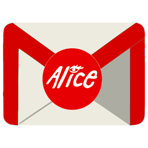 Email Alice su Android